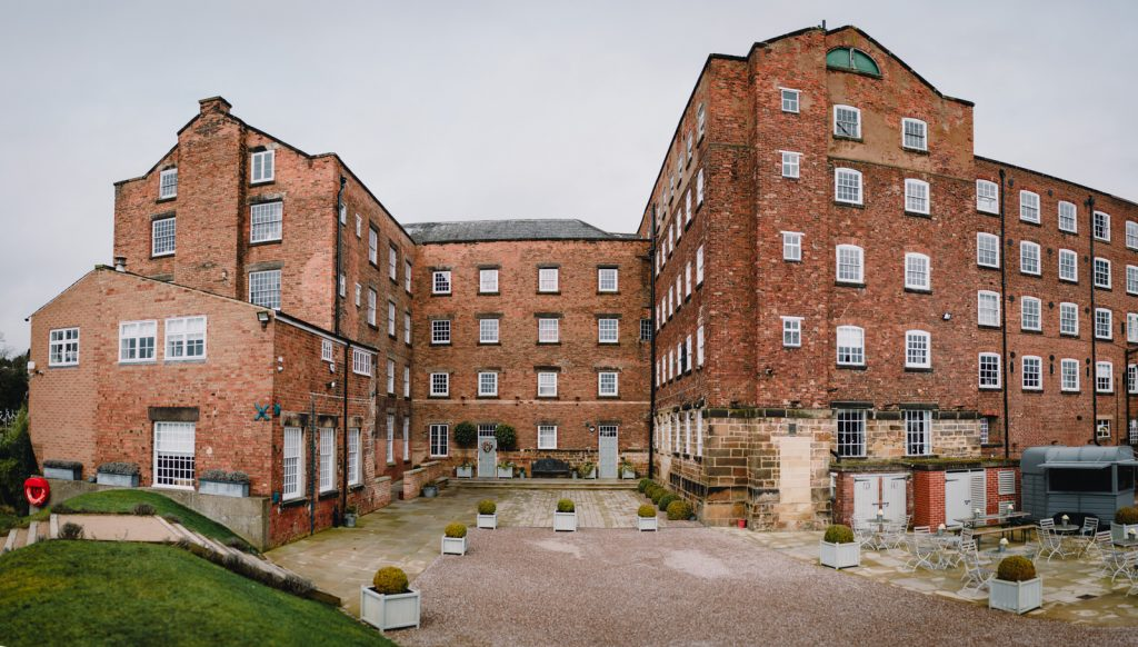 The West Mill Wedding Venue, Derbyshire
