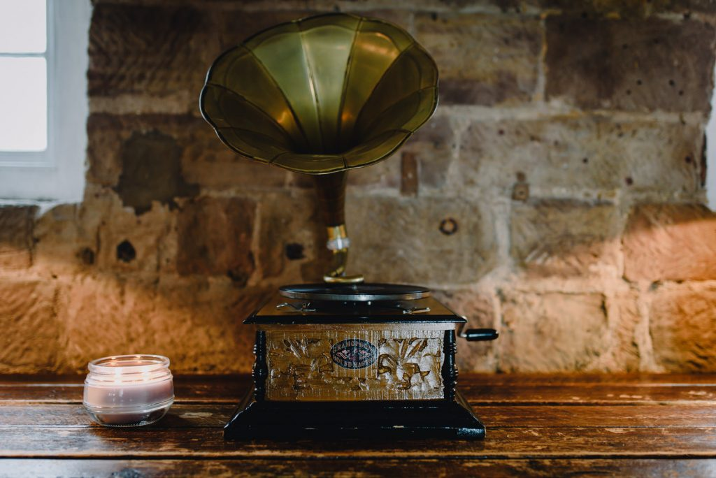 gramophone at west mill wedding venue