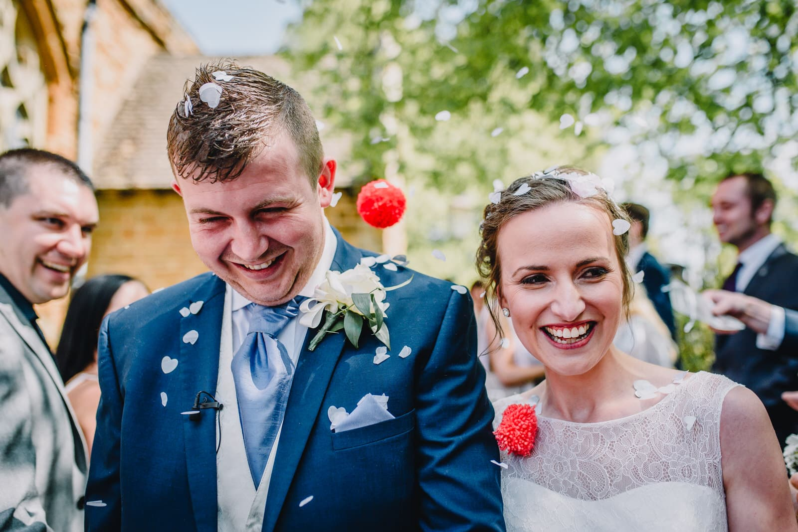 Staverton Estate Wedding - Daventry 79