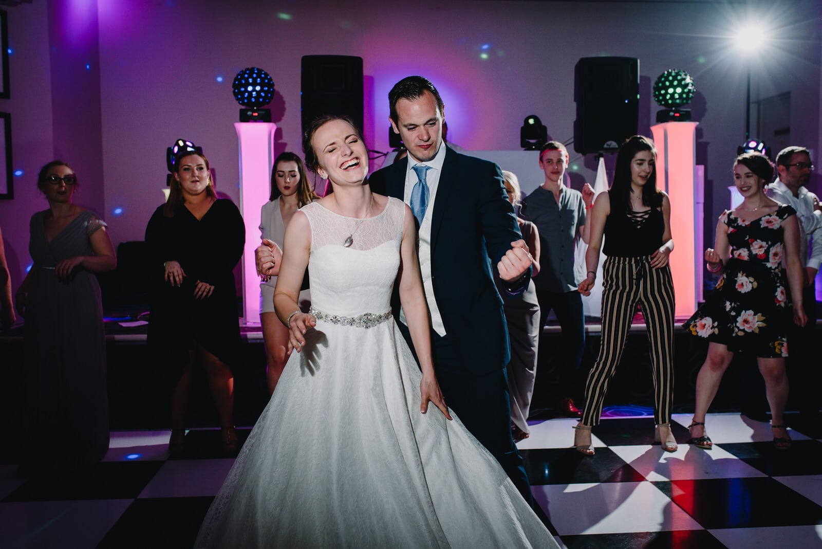 Staverton Estate Wedding - Daventry 107