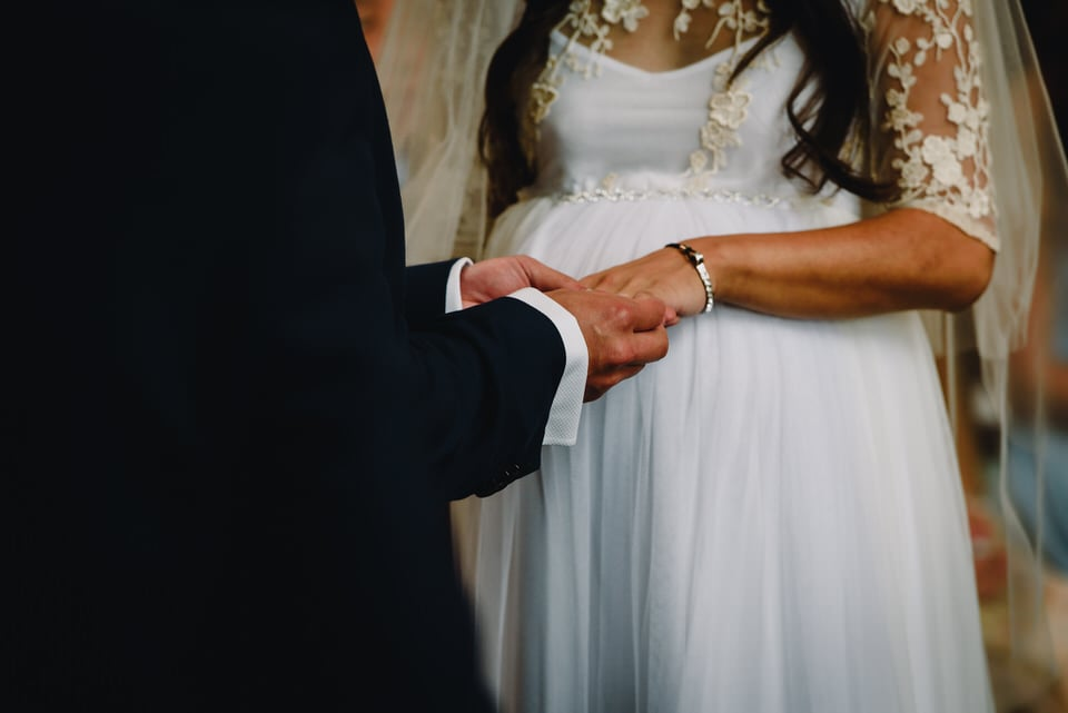 Mythe Barn Wedding 24