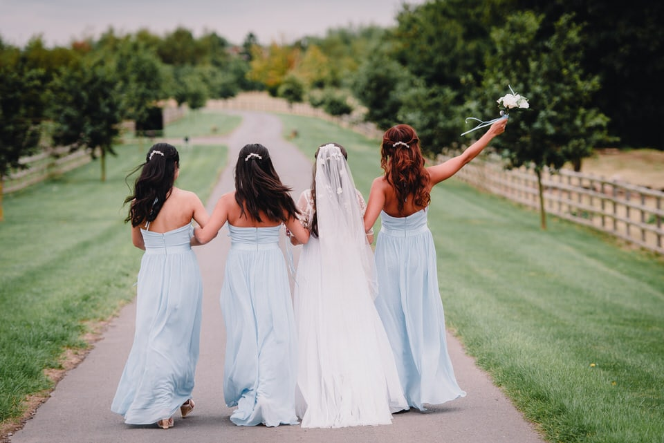 Mythe Barn Wedding 30
