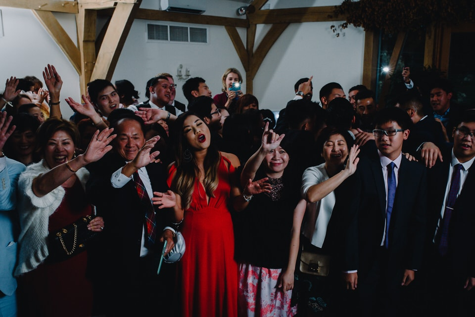 Mythe Barn Wedding 50