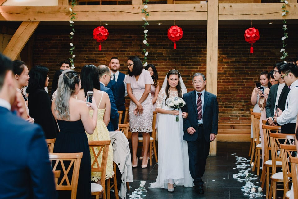 Mythe Barn Wedding 21