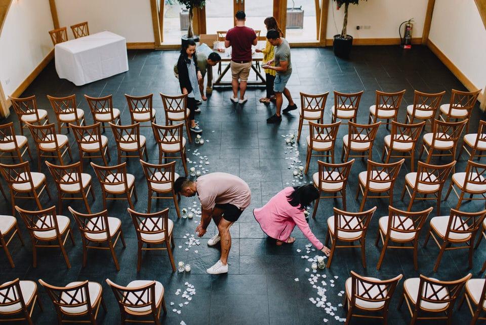 Mythe Barn Wedding 6