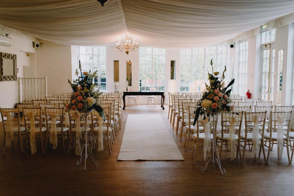 Warwick House Wedding 29