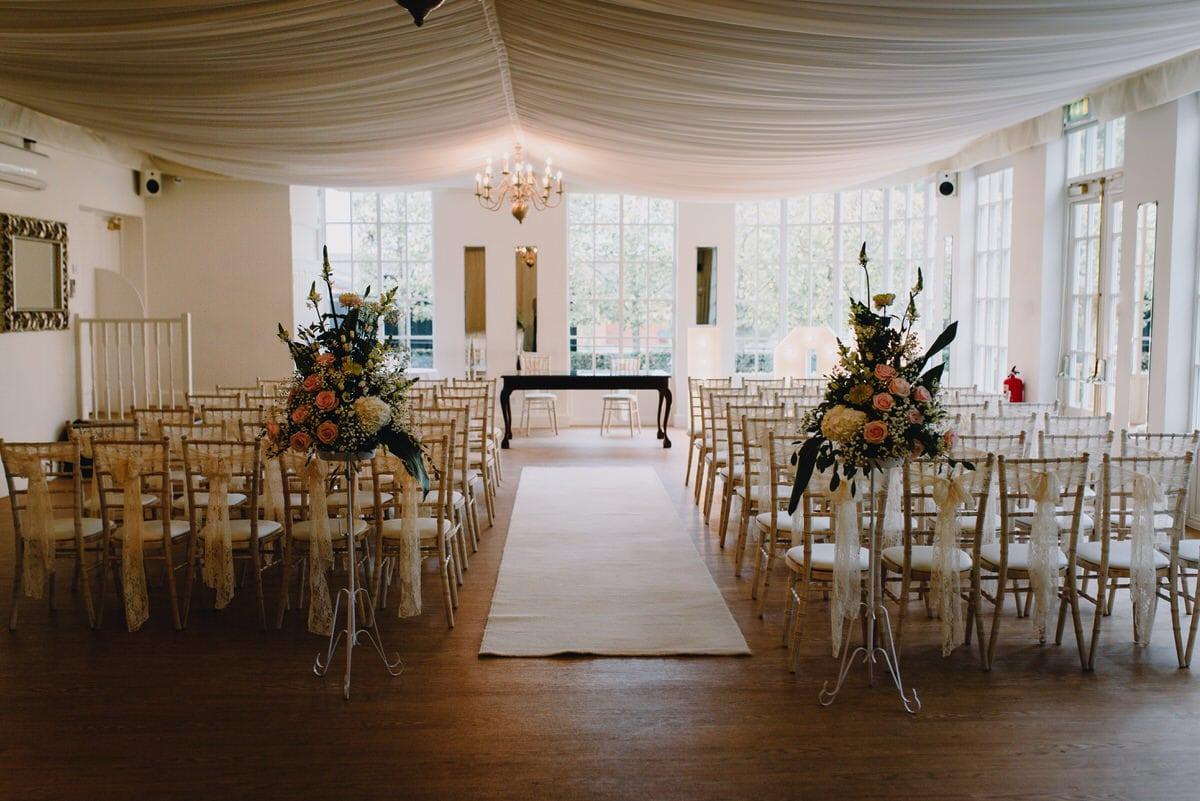 Warwick House Wedding 71