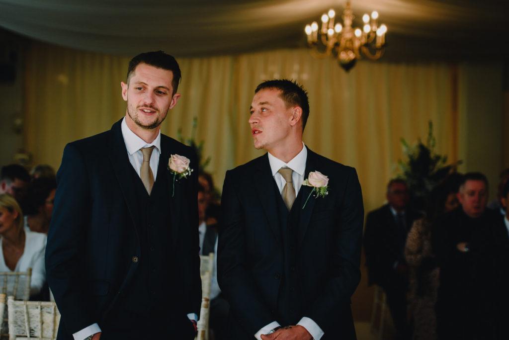 Warwick House Wedding 14