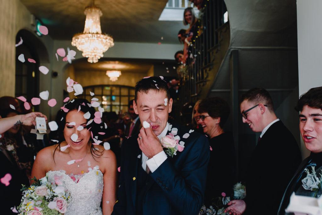 Warwick House Wedding 33