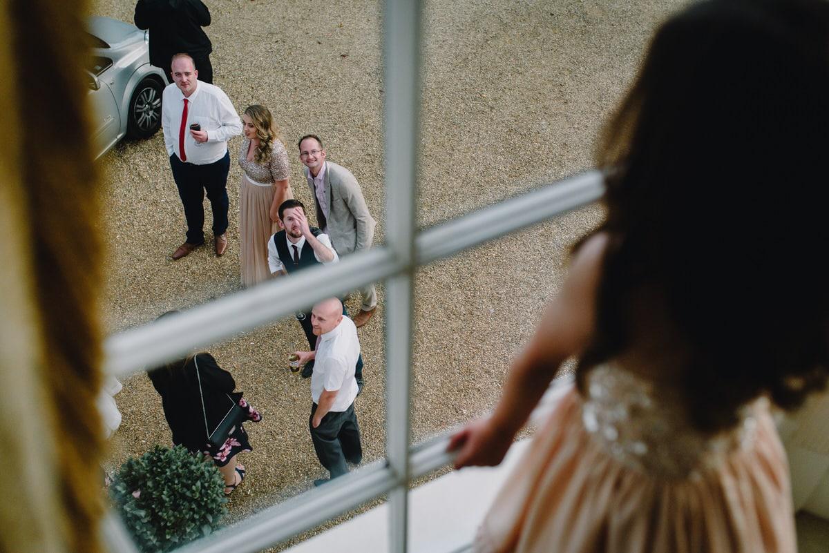 Warwick House Wedding 80