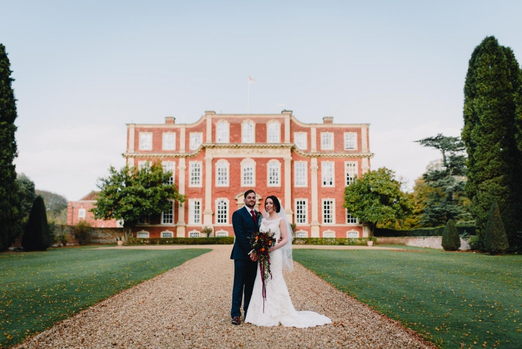 Chicheley Hall Wedding 38