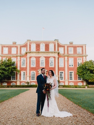 Chicheley Hall Wedding