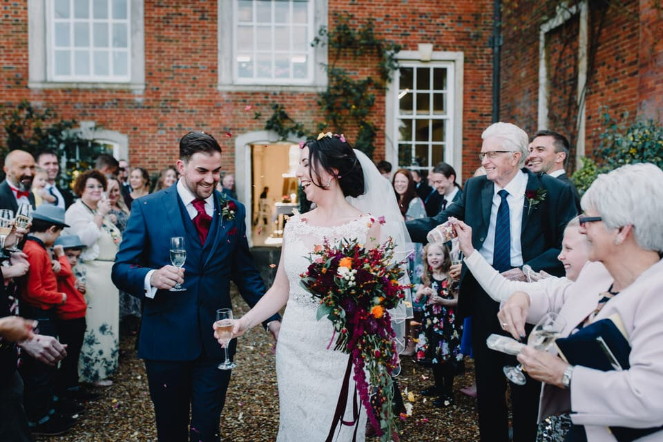 Chicheley Hall Wedding 3