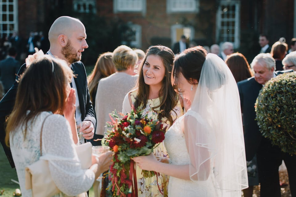 Chicheley Hall Wedding 32