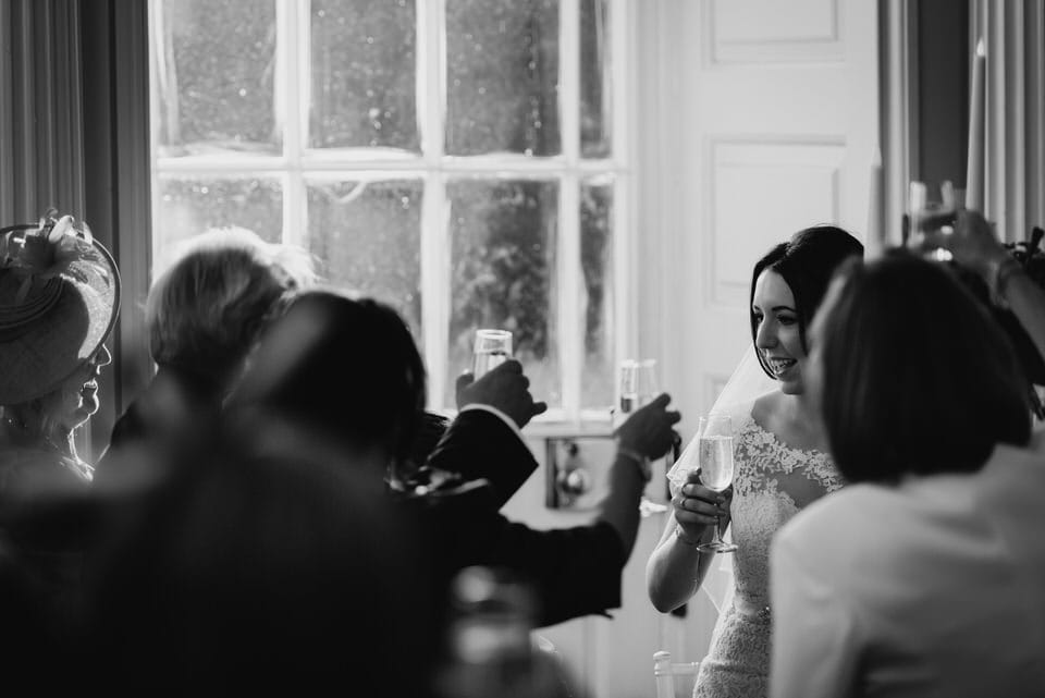 Chicheley Hall Wedding 19