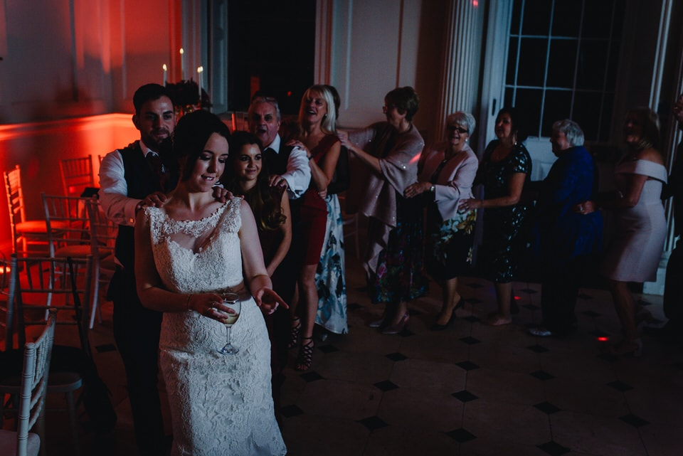Chicheley Hall Wedding 16
