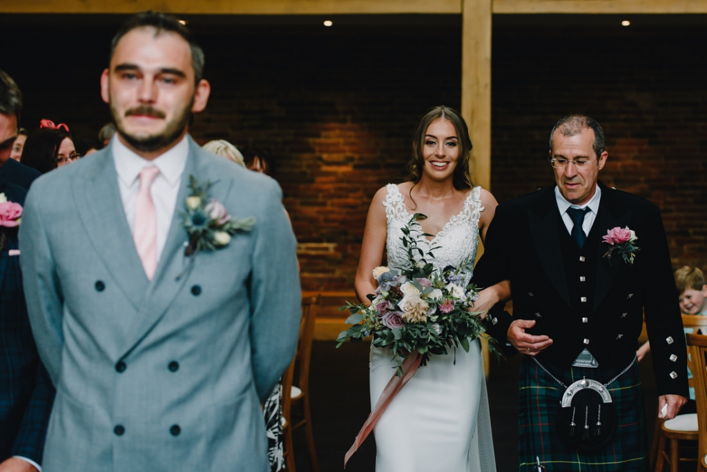 Mythe Barn Wedding 15