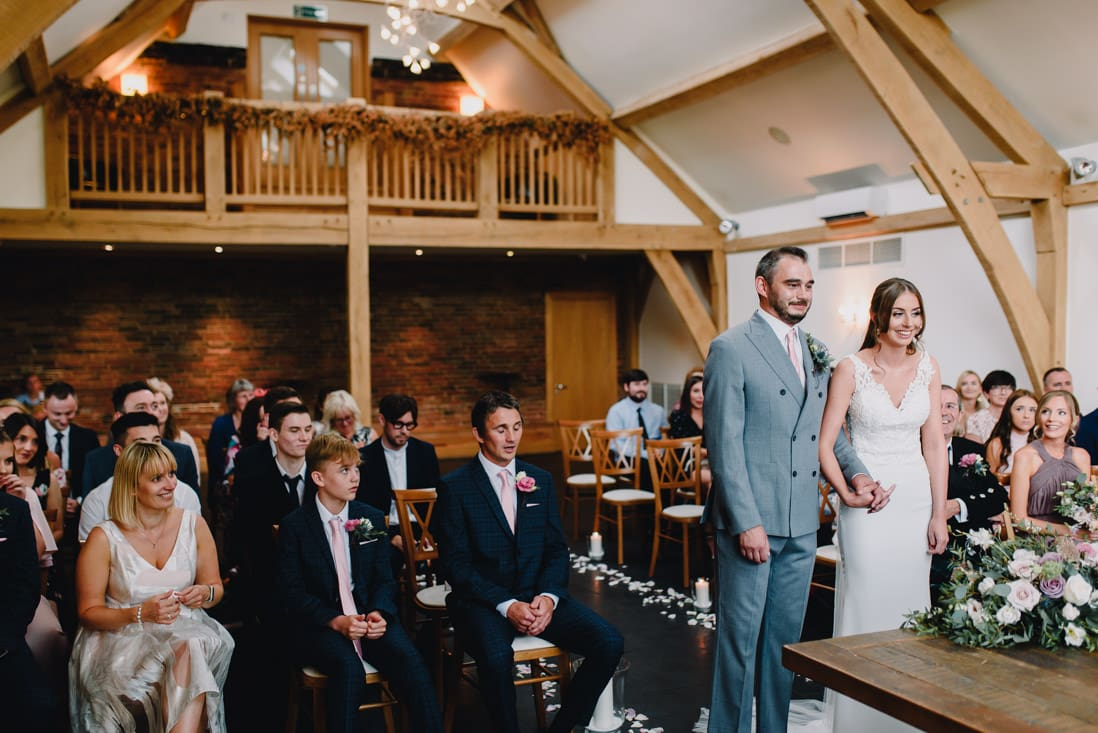 Mythe Barn Wedding 69