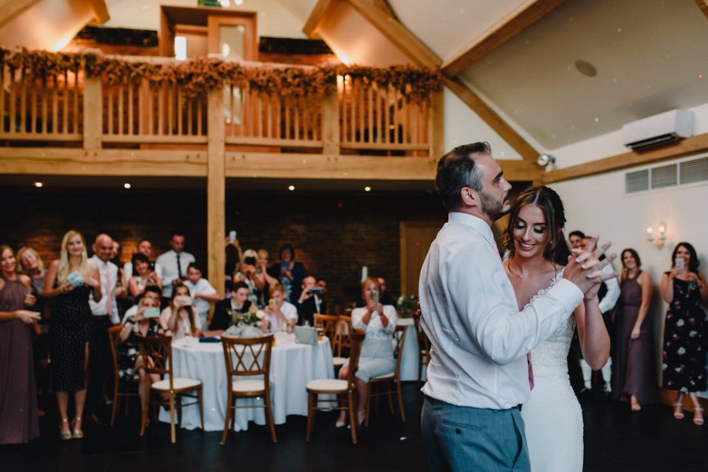 Mythe Barn Wedding 38