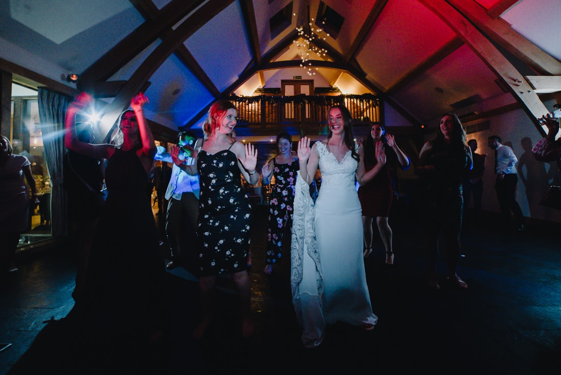 Mythe Barn Wedding 98