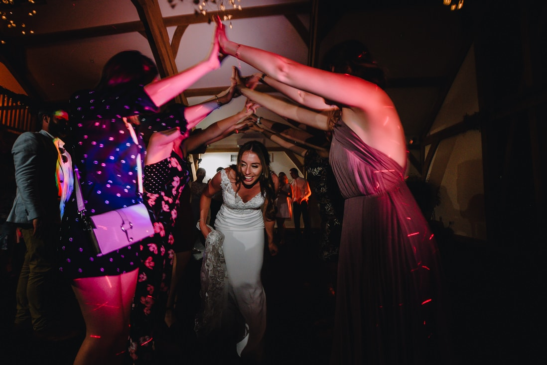 Mythe Barn Wedding 99