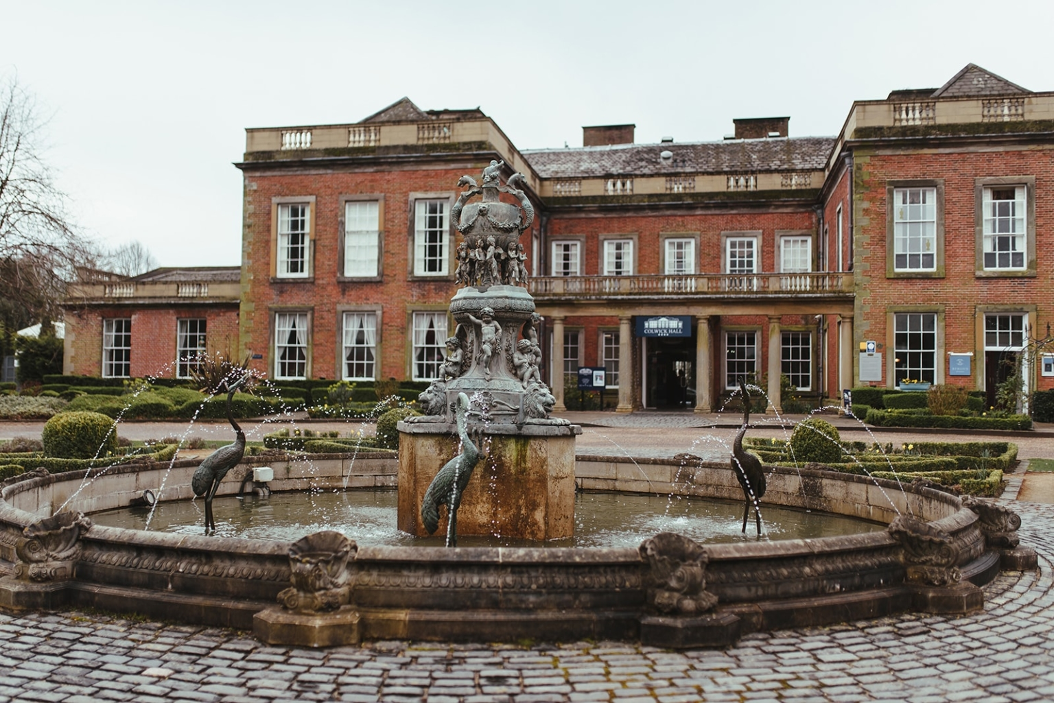 Colwick Hall 1